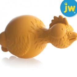 Jeu JW Ruffian Chicken sonore pour chien