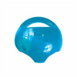 Jeu KONG Jumbler Ball rond en élastomère pour chien M/L Ø 13 cm