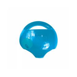 Jeu KongJumbler Ball rond en élastomère pour chien M/L Ø 13 cm