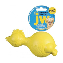 Jeu sonore JW Ruffian Chicken pour chien