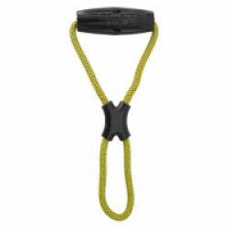 Jouet à tirer avec corde pour chien KONG Jaxx Infinity Tug Large