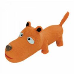 Jouet Squeezy dog en latex pour chien Lg 25 cm