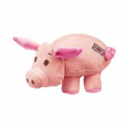 Jouet cochon couineur à mastiquer pour chien KONG Phatz Pig Small 13 cm