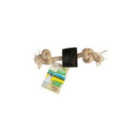 Jouet Corde avec Corne Nature Label - 25cm