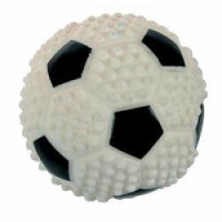 Jouet couineur balle en vinyle pour chien Zolux - modèle Ballon Football