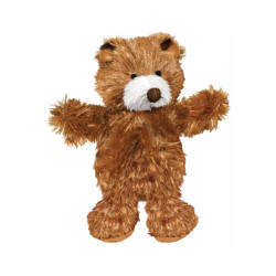 Jouet couineur peluche ourson pour chien KONG Teddy Bear XS 11 cm