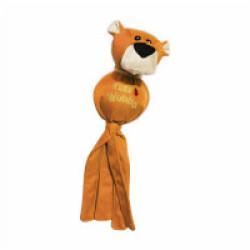 Jouet couineur résistant KONG Wubba Ballistic Friend Small 23 cm