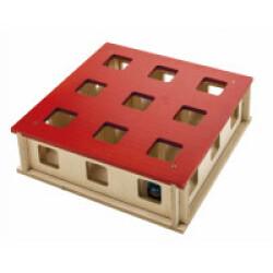 Jouet éducatif en bois Magic Box Ferplast pour chat