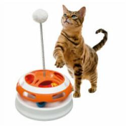 Jouet éducatif Vertigo Ferplast pour chat