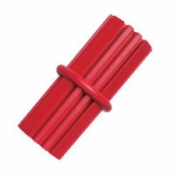 Jouet en caoutchouc résistant pour chien KONG Dental Stick Medium 9,5 cm