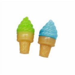 Jouet Ice Cream Freeze rafraîchissant en TPR pour chien