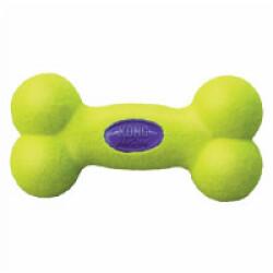 Jouet os couineur pour chien Air KONG Squeaker Bone Small 11 cm