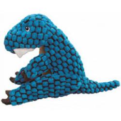 Jouet peluche couineur dinosaure pour chien KONG T-Rex Large 34 cm