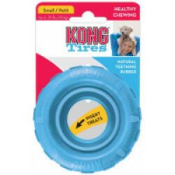 """Jouet """"pneu"""" à mâcher pour chiot KONG Puppy Tires Small diamètre 9 cm"""