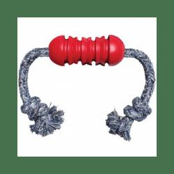 Jouet pour chien Dental Kong avec corde