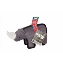 Jouet pour chien Strong Stuff Rhino 32 cm