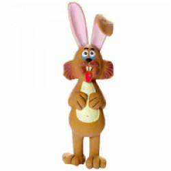 Jouets rabbit en latex pour chien 40 cm