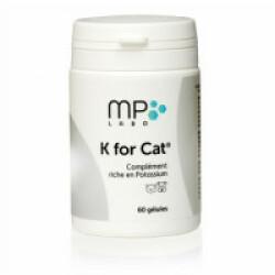 K for Cat Mp Labo Complément riche en potassium