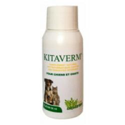 Kitaverm répulsif vers pour chien et chat