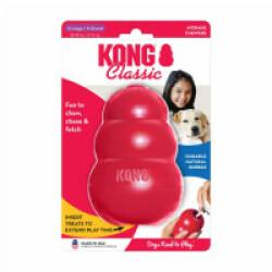 KONG jeu multi-boule ultra résistant pour chien Extra large Lg 13 cm ø 8.5 cm