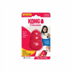 KONG jeu multi-boule ultra résistant pour chien Small Lg 7cm ø 4.5cm