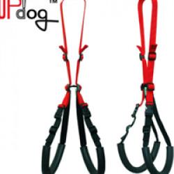 Laisse baudrier Updog™ soutien à la mobilité du chien avec gainages 30cm