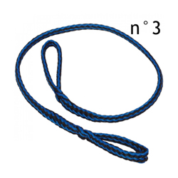 Rallonge pour laisse Canicross Kn'1 Pullfoot™ 80 cm
