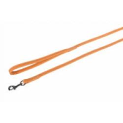 Laisse Buffle Brun Clair Long 1 m larg 1,8 cm