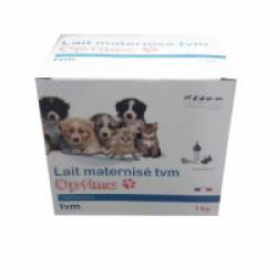 Lait maternisé TVM Optima pour chiot et chaton 1 kg