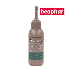Lait nettoyant oreille Beaphar pour chien et chat