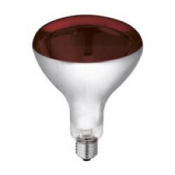 Lampe rouge chauffante à infrarouge en verre trempé 250 W