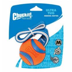 Balle Ultra Tug Ball Chuck it Original Medium Diamètre 6,5 cm