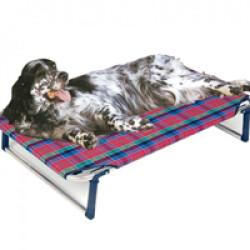 Lit pour chien Dream Bed T1 (ecossais) 64 x 44 cm