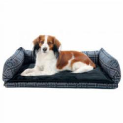 Lit matelas chien pour coffre de voiture 80 cm x 60 cm Trixie