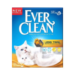 Litière pour chat Everclean pour poils longs 6 litres
