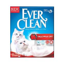Litière pour chat Everclean Multichat 6 litres