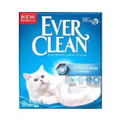 Litière pour chat Everclean Extra agglomérante 6 litres