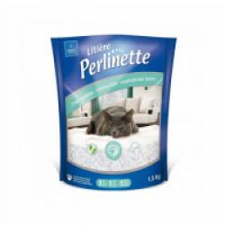 Litière Perlinette pour chat sensible Sac 1,5 kg