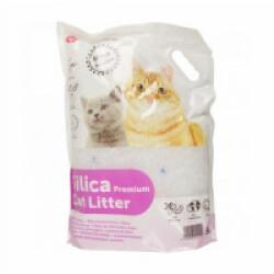 Litière pour chat Silica Premium Percato Flamingo Sac 5 litres