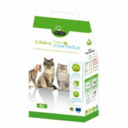Litière écologique agglomérante Octave pour chats Sac 8 litres