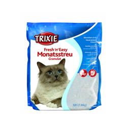Litière Fresh'n'Easy en granulés Trixie pour chats