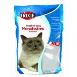 Litière Fresh'n'Easy en granulés Trixie pour chats Sac 5 litres