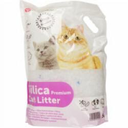 Litière pour chats Silica Premium Percato
