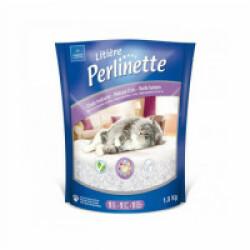 Litière Perlinette silice pour chat mature - Sac 1,5 kg