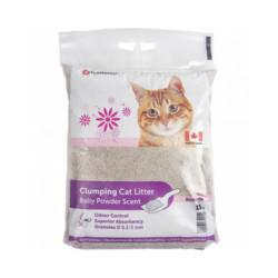 Litière pour chats Poudre Bébé  Contenance 15 kg