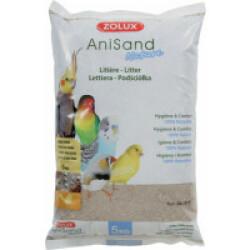 Litière sable anisé AniSand Nature pour oiseaux
