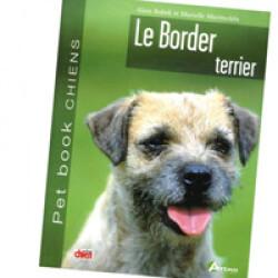 "Livre ""Border Terrier"" Collection Pet Book"