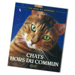 """Livre """"Chats hors du commun"""""""