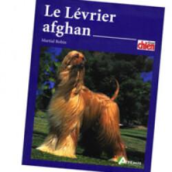 """Livre """"Lévrier Afghan"""" Collection Pet Book"""