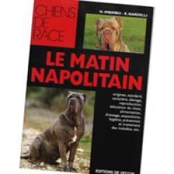 """Livre """"Mâtin Napolitain"""" Collection Chien de Race"""